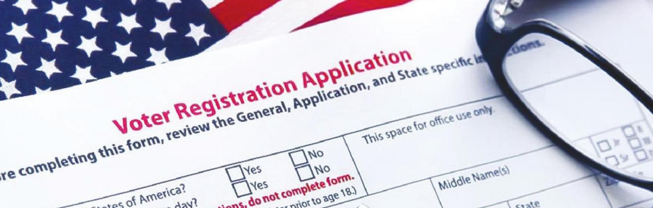 Voter Registration Deadline Nears