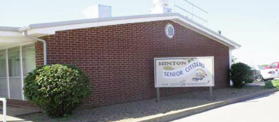 Hinton Senior News