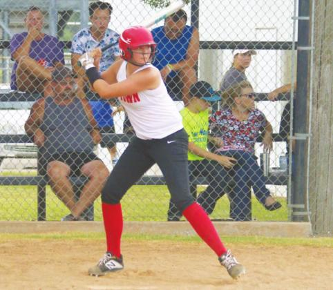 Lady Comets' Fast-Pitch Softball Summer League Returns to Hinton for High School and Junior High