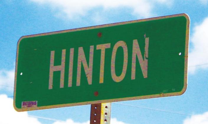 Local Hinton News in Brief