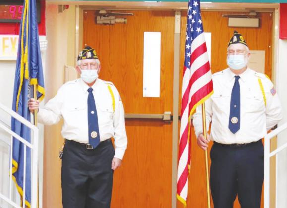 HPS 2020 Veterans Day Celebration